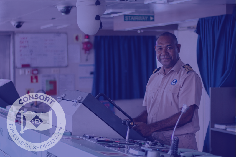 Captain Jason Feda: Commanding Papua New Guinea's Coastline
