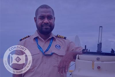 Meet Our Crew: Master Mariner Captain Ila