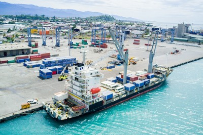 Consort Express Lines signs two-year agreement with PNG Ports Corporation
