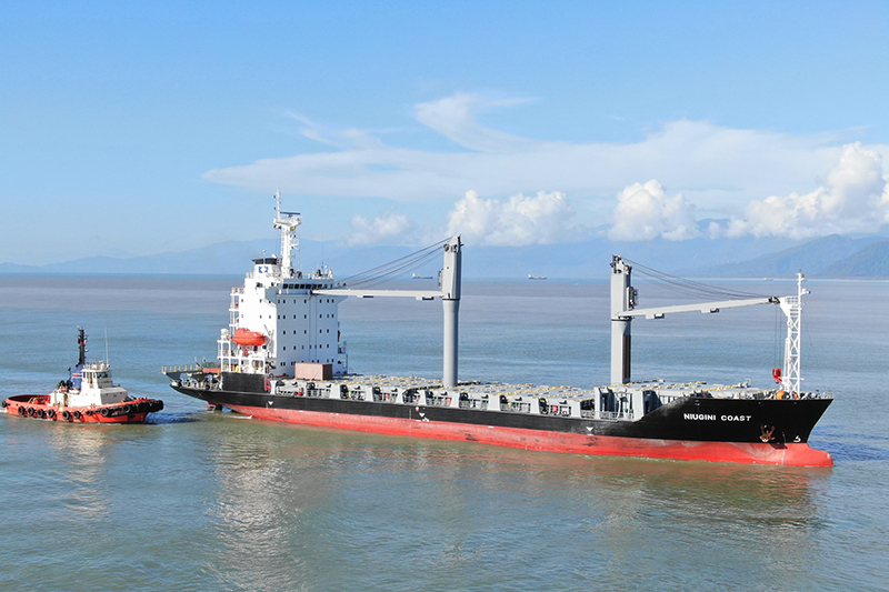 Consort Express Lines signs agreement with Norwegian-based Software Company