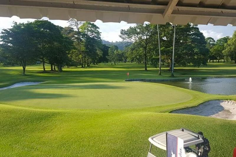 Consort golf trade day